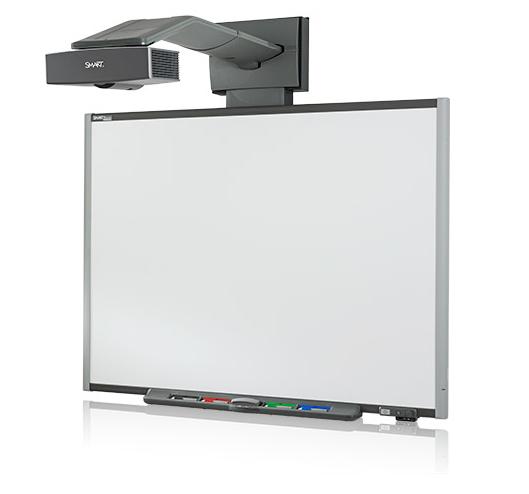 Smart Board Installation