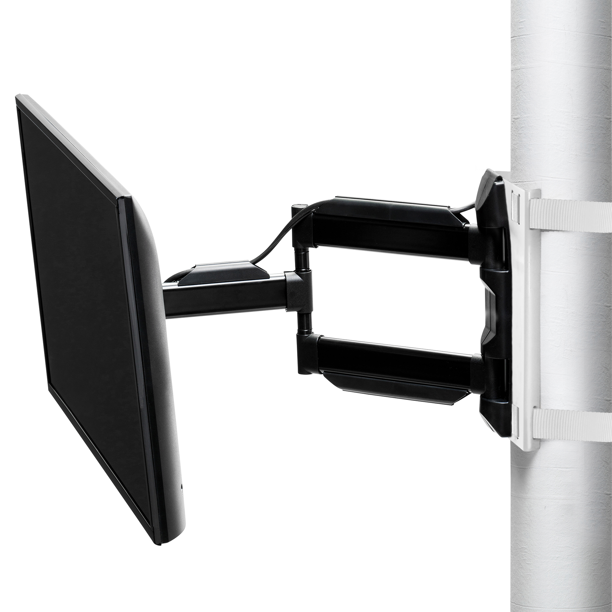 Column TV Mount Wrap around