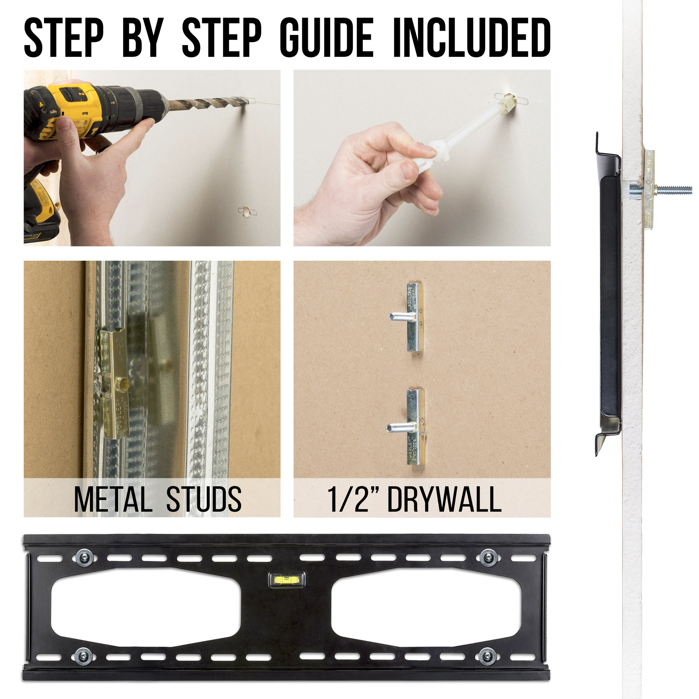 Condo Wall Studs types – Can I hang a tv on my razor this
